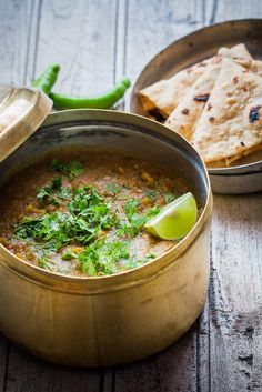 Spicy, smoky and really authentic Indianpunjabidhaba style dal (lentil curry soup) fry. A quick 30 minute recipe which is wholesome and healthy.