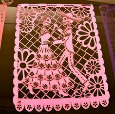 Papel Picados ~ from Xylocopa Design c. 2007-12 ♥