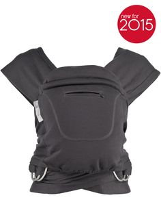 9c87f9e6f7b0 caboo graphite Caboo Baby Carrier, Coton, Cloth Nappies, Sling Backpack,  Organic Baby