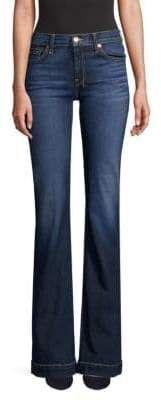 7 For All Mankind B(air) Dojo Bootcut Jeans Dojo, Bell Bottoms, Bell Bottom Jeans, Legs, Cotton, How To Wear, Pants, Women, Fashion