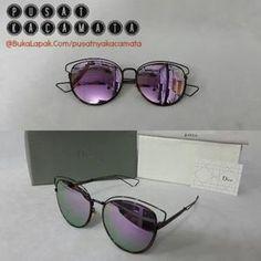 Kacamata Sunglass Dior 1787 Ungu