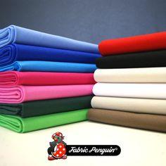 100% Cotton Canvas Fabric - Plain Colour - 60  150cm Wide - White Black Green | eBay