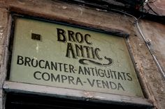 barcelona, antiquarium, type, typographic europe