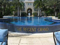 The Regent Grand in Turks and Caicos!
