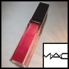 🆕MAC ❤️Tasty❤️Sugar Sweet Collection❤️Rare❤️Disc. Tricolour Lipglass from MAC's Sweet Collection  Tasty, ❤️MAC Limited Edition/🌹DISCONTINUED🌹❤️its beautiful just to look at❤️ it's the darkest shade in the collection❤️looks like it'll go on dark, BUT is a nice shimmery Raspberry💕that wears well with everything.❤️You can see the ground bits of shimmer glitter running through it!!❤️ its gorgeous❤️for the Mac Collector or Lippy Lover💋🚫trades❤️bundle💋price on this is firm❤️Thank you💋thank…