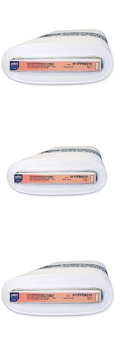 Quilt Batting 116679: Sew-In Heavyweight Stabilizer-White 20 X30yd ... : heavyweight quilt batting - Adamdwight.com