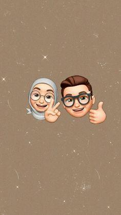 Islamic Wallpaper Iphone, Happy Birthday Boyfriend, Muslim Images, Picsart Tutorial, Hijab Cartoon, Couple Wallpaper, Cute Girl Poses, Bare Bears, Cute Couple Pictures