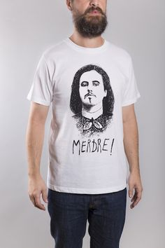 Alfred Jarry T-Shirt Man White