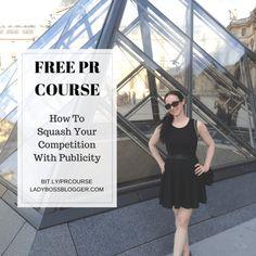 Female entrepreneur lady boss blogger Kristin Marquet public relations