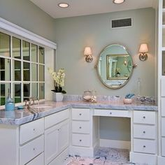 River white granite white granite and granite on pinterest for L shaped master bathroom layout