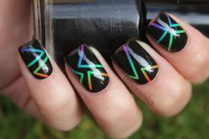 coewless #nail #nails #nailart