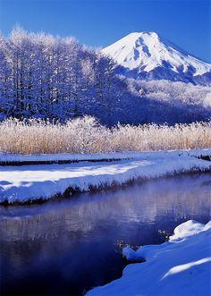 日本. Mt Fuji