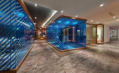 New Balance Shanghai Office – Design Is … Award People's Choice: