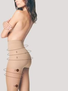 Rajstopy Body Care Comfort 40