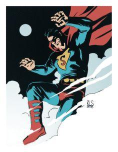 Superman - Ron Salas