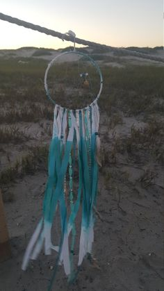 Check out this item in my Etsy shop https://www.etsy.com/listing/456379070/san-clemente-beach-dreamcatcher-dream