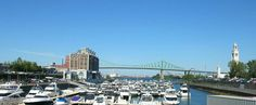 Pont Jacques-Cartier...