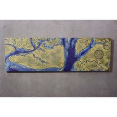 Hilton Head Island Map Art - SC