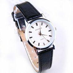 JMT Pu Leather Strap Wrist Watch Bracelet Best Gift for Girlfriend Lady Female by OEM. $12.22. perfect for gift. Watch Diameter Size : 2.1cm (Women')           Total length :20.5  (Women's)       Movement : Quartz
