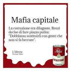 """La corruzione era dilagante. Renzi decise di fare piazza pulita: """"Dobbiamo sostituirli con gente che non si fa beccare."""