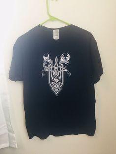 59c86516 Details about Pagan Pride 2011 Black Tshirt Sz Medium Wicca Mother Nature  Celtic