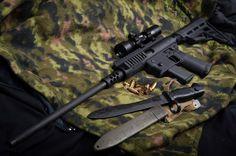 TNW Aero Survival Rifle .45ACP Camping Survival, Survival Gear, Anti Materiel Rifle, Survival Rifle, Assault Rifle, Self Defense, Warfare, Firearms, Arsenal