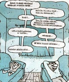 Yılbaşı Hediyesi Beste Comics, Everything Funny, Fun Comics, Viera, Smiley, Funny Photos, Smurfs, Peanuts Comics, Christmas Gifts