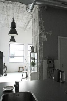 Jason Hering's loft, Eindhoven