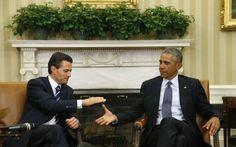 """El presidente de EE UU se declara """"preocupado"""" por lo ocurrido en Iguala. """"Queremos seguir siendo un buen aliado de México"""", asegura"""