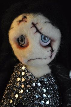 Dolldrums zombie dolls