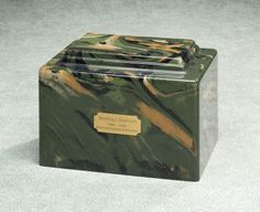 Urns Northwest  - Camouflage Urn, $249.00 (http://urnsnw.com/products/Camouflage-Urn.html)