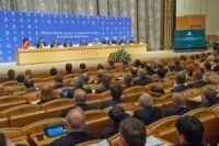 В Курске прошла конференция ФСС РФ посвященной Всемирному дню охраны труда