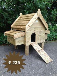 Raising Ducks, Raising Chickens, Farm Projects, Diy Garden Projects, Chicken Shelter, Diy Garden Fence, Chicken Life, Hen House, Chickens Backyard