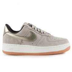 The Nike Women's Air Force 1 '07 in suede is available for $100 on CityGear.com