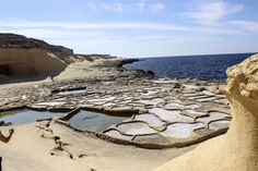 A visit to Gozo is incomplete without the Salt Pans Caves, Temple, Salt, Victoria, Nature, Outdoor, Outdoors, Temples, Cave
