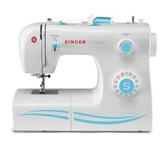 Singer 2263 Simple sewing machine, had it for a while and finally breaking it in!