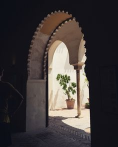 Malaga (Spain)-Alcazaba