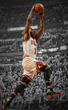 Derrick Rose. so glad hes back:D GO BULLS! <<<< he's back! Now all the haters can shut their mouths. Ijs :)