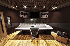 Revolution Recording Studio in Toronto Canada Recording Studio Equipment, Music Recording Studio, Music Studio Room, Audio Studio, Recording Studio Design, Sound Studio, Audio Equipment, Studio Build, Studio Gear