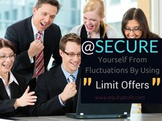 """#Secure yourself from fluctuations by using these """" #Limitoffers"""" .. www.equityprofit.com"""
