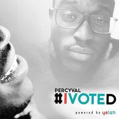 My Vote Counts #votingday2019  #Yelah  #webdesign  #graphicdesign #socialmediamarketing