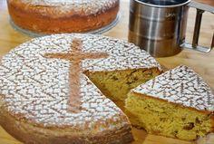 Greek Sweets, Greek Desserts, Greek Recipes, Greek Cake, Low Calorie Cake, Greek Cooking, Going Vegan, Cake Recipes, Sweet Tooth