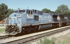 NS C40-8W 8425