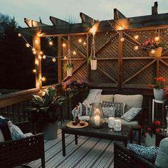 31 backyard patio ideas that will amaze & inspire you pictures of patios 20 Design Exterior, Home Design, Modern Design, Backyard Landscaping, Backyard Seating, Outdoor Seating, Landscaping Ideas, Backyard Ideas Pool, Garden Decking Ideas