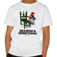 Seasons Greetings (Open Source Duke Computers) T Shirt, Hoodie Sweatshirt