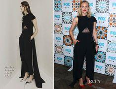 Diane Kruger In Marios Schwab  – Fox Summer TCA All-Star Party
