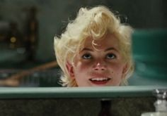 My Week With Marylin ! Michelle Williams