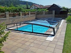 Swimming Pool Enclosures, Swimming Pools, Outdoor Decor, Home, Corona, Swiming Pool, Pools, House, Homes