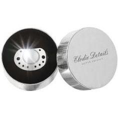 Elodie Details Baby Speen Silver Edition, voor een prachtig kraamcadeau!