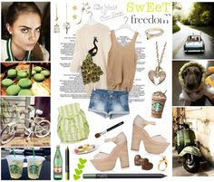"""""""Freedom at 21"""" by elske88 ❤ liked on Polyvore"""